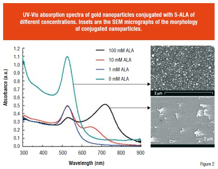 UV-Vis absorption spectra