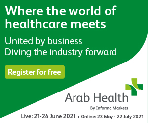 Arab Health 2021 || Visitor Registration Form