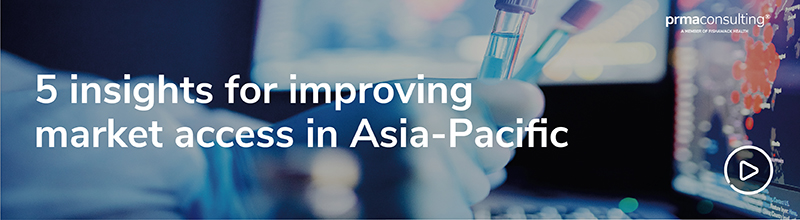 PRMA Consulting || Improving Pharmaceutical Market Access in Asia-Pacific
