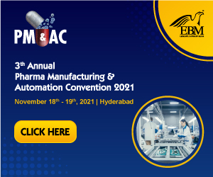 3rd Annual Pharma Manufacturing & Automation Convention 2021