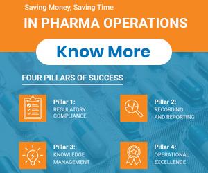 Saving Money, Saving Time In Pharma Operations