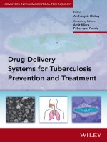 Delivery Systems For Tuberculosis Prevention And Treatment (Advances In Pharmaceutical Technology)