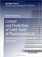 Control and Prediction of Solid-State of Pharmaceuticals: Experimental and Computational Approaches