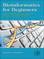 Bioinformatics for Beginners, 1st Edition