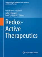 Redox-Active Therapeutics