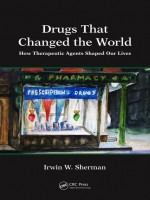 Drugs That Changed the World: How Therapeutic Agents Shaped Out LIves