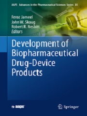 Development of Biopharmaceutical Drug-Device Products