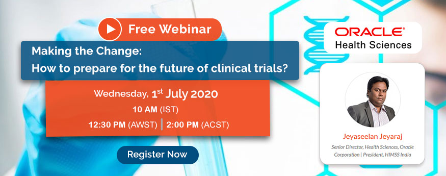 How to prepare for the future of clinical trials ?