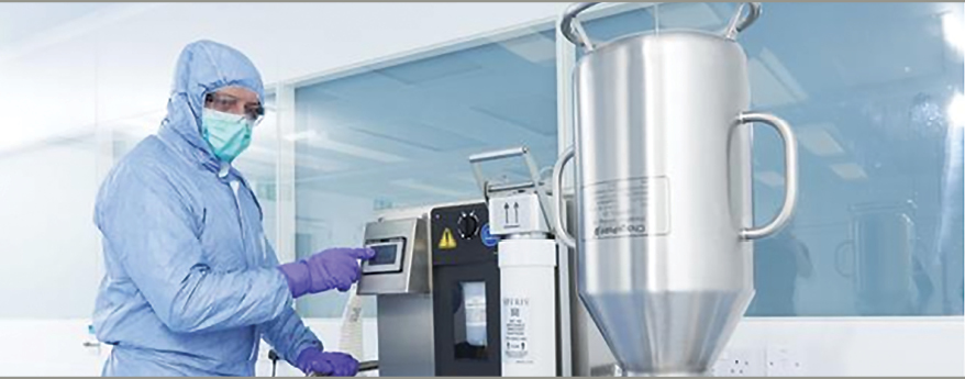 SBV Technology and Eradicating the Risk of Contamination in Aseptic Manufacturing