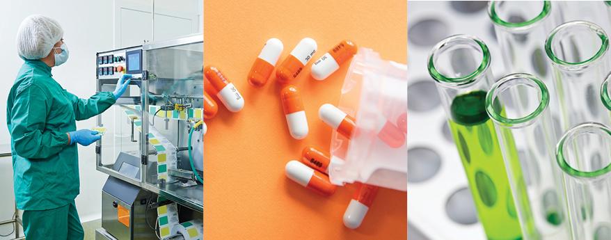 Future of Pharmaceutical Manufacturing