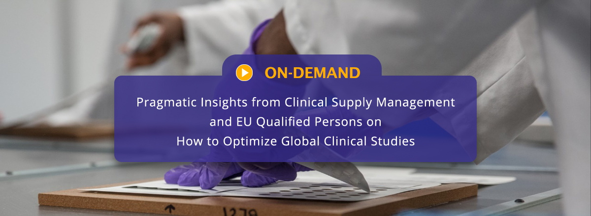 Catalent Clinical Supply
