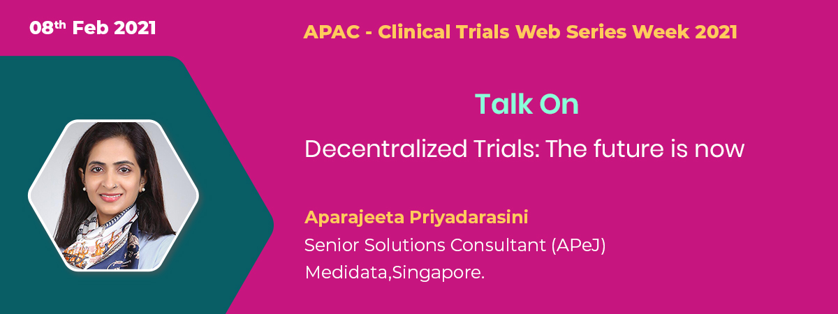Decentralized Trials: The future is now