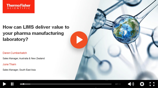 Thermo Fisher Webinar Video